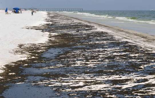 Silent spills: Study shows oil spills are more common than reported ...