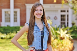 "Victoria Messina is a sophomore journalism student at the University of Florida. Though she typically enjoys writing about fashion and events happening around the UF campus, she decided to try something new by writing a science-based article for Layman's Terms Media. ""I decided to take the plunge into this science world that's so foreign to me just to change things up a bit. It was really interesting and fun to talk to my sources and hear how passionate they are about this interesting and crucial subject."""